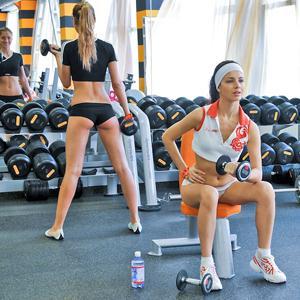 Фитнес-клубы Смидовича