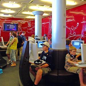 Интернет-кафе Смидовича
