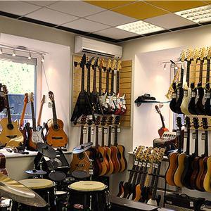 Музыкальные магазины Смидовича