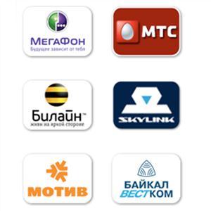 Операторы сотовой связи Смидовича