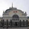 Железнодорожные вокзалы в Смидовиче