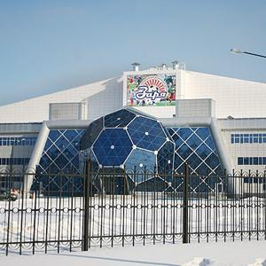 Спортивные комплексы Смидовича