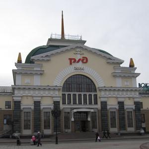 Железнодорожные вокзалы Смидовича